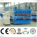 double layer forming machine, Roofing sheet and metal deck double layer roll forming machine
