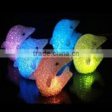 Toy06 LED My Little Penguin Color Changing Colorful Night Light Lamp Toy