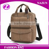 Online Shopping Hot Simple Men Daily Use Travel Bags Messenger Bags Washed canvas male handbags