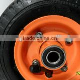 Pneumatic 6*2 inch rubber wheel