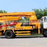 Chinese 22m 25m 28m 32meters concrete pump truck for sale, boom type concrete pump trucks made in China