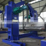 Turning machine 2014 brake drum turning-over machine for production line of dumper Huafei