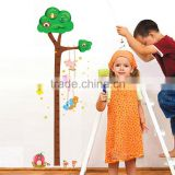 The new special offer little bear height hospital pediatric children bedroom kindergarten background can remove wall stick AY904