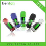 2012 best-selling mini aaa battery powered mp3 players with good quality