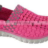 New style stock knitted shoes for men and women
