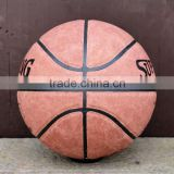 pure cow leather basketball balls