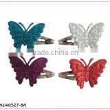 mini hair butterfly clip made in china