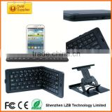 Portable Folding Bluetooth Keyboard For All Smart Phone Bluetooth Keyboard For Android Smart Phone / iPhone