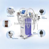 RF Vacuum Slimming Cavitation Cryo Ultrasound Cavi Wrinkle Removal Lipo Machine Ultrasound Therapy For Weight Loss