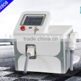 2000W strong Power!! 808nm diode laser hair removal instrument / alexandrite laser 755nm hair removal equipment