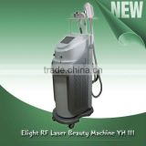 Hair Removal Elight IPL Machine Combine Of Rf Nd Yag Laser System Beauty Salon Equipment Skin Lifting