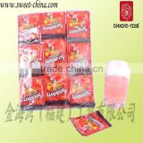Strawberry flavour cc candy /drink powder