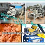high performance best pricealmond shelling machine /almond shell removing machine Nut sheller equipment/