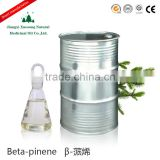 beta pinene export for synthetic fragrance