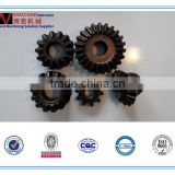 Quality helical gears starter drive gear made by whachinebrothers ltd.