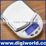 New 500g 0.1g Digital Kitchen Food Diet Scale Weight Balanc LCD balance Gram Mini Pocket Scale