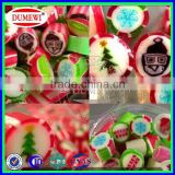 Christmas Candy Decorative Hard Pattern Candy