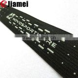 Custom fabric polyester woven ribbon jacquard webbing