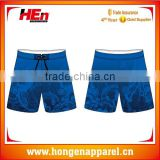 Hongen apparel High quality fabric custom wholesale couple beach shorts fashion boardshorts men swim shorts