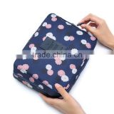 Fashion Women Travel Toiletry Wash Bra Underwear MakeUp Makeup Case Cosmetic Bag Organizer Accessories