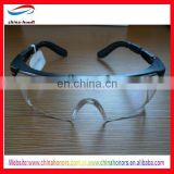 polycarbonate anti fog safety glasses en166