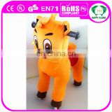 HI ASTM standard playground spring toy ride on horse toy pony