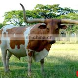 2016 life size cow model simulation animal