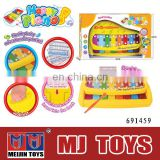 2014 toy piano xylophone music notes PLASTIC musical instrument xylophone