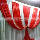 BCK142 ice silk christmas wedding trade show photography backdrop decoration