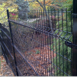 Wrought Iron fence/ decorative fence/ ornamental fence/cast iron fence Image