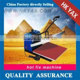 0620L 6 in 1 Multi Functional t shirt printing heat press machine, heat transfer press machine for garment clothes