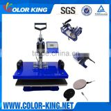 Hot selling mug beer glass printing heat transfer machine heat press machine for sale combo heat pressmachine 8in1
