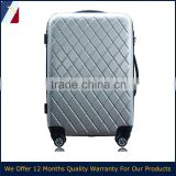 2015 fashion abs+pc airport luggage trolley