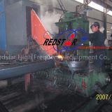 I'm very interested in the message 'ERW carbon steel welded pipe production line,High Frequency Carbon Steel Welded Pipe Production Line,API steel tube production line' on the China Supplier