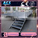 ACS Small Stage, Truss Stage, Used Stage For Sale                                                                         Quality Choice