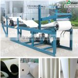 Roll paper paraffin wax coating machine factory price