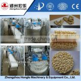 120kg/h puffed rice cake cereal bar machine
