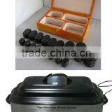 Portable professional spa 18 Q hot massage stone heater with CE RoHS