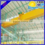 New condition bridge crane with steel wire rope for sale