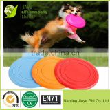 Non-toxic Whosale Dog Frisbee Flying Saucer