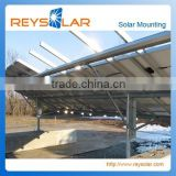 Ground Screw Solar Farms Mounting System