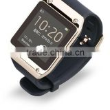 Cell Phone Accessories Smart watch sport watch mens wrist watches SMS/CALL/Weather/SNS Sync pedometer anti-lost PW305