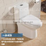 GO-10 Bathroom ceramic wash basin toilet