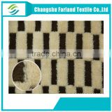 100 % polyester kint Jacquard fabric for home textile