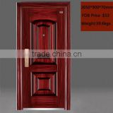 professional door manufacturers interior security door steel security door yongkang ET-SA122