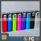 Free logo printing power bank mobile charger for smart power bank with power bank 1000ma