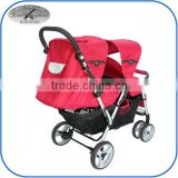 2014 NEW design twin stroller baby walker with EN:1888 baby item 4029T