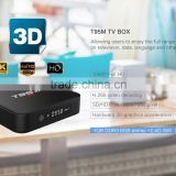 2016 T95M digital tv box T95M digital android tv box android 5.1 with Amlogic S905 RAM 1GB ROM 8GB T95M from China supplier