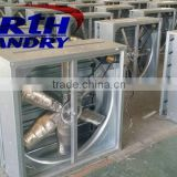 Greenhouse and Workshop Fan /ventilation exhaust fan centrifugal system push-pull device
