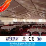 2015 wholesale aluminum waterproof wedding outdoor party tent